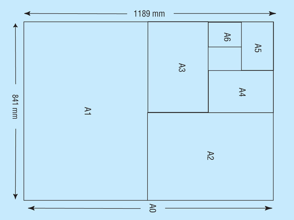 Как сделать лист а3 из а4 897